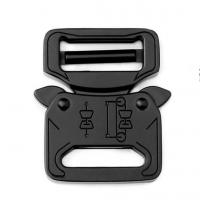 China Professional Cobra Buckle , Metal Belt Buckle 27mm For Tactical Belt wholesale