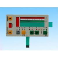 China Custom Touch Screen Membrane Control Panel For Electronic Machine wholesale