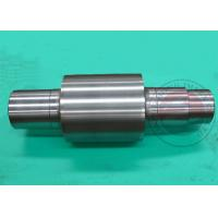 Quality Heavy Machine Open Die Free Forging Crankshaft , Rolled Ring Flange Forging for sale