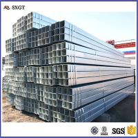 China Small diameter Thick wall Low carbon Pre-galvanized steel pipe/tube wholesale