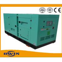 China 50kw Electric Cummins Diesel Generators set Soundproof Generators wholesale
