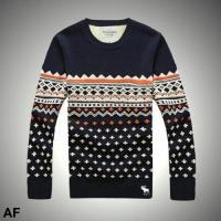 China A&Fitch 2015 new arrive style man Cross/wave/snowflake pattern sweater brand af cashmere wool knitted sweater wholesale