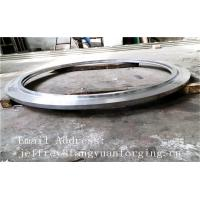Quality DIN Standard 1.4306 Stainless Steel Forging Sleeve / Forged Cylinder for sale