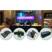 Quality Energy Saving Big Flat Concert Led Video Wall Panels High Brightness 4000cd / Sqm for sale