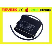 Quality Dark Blue Different Size Automatic Electronic Blood Pressure Monitor Cuff BP for sale