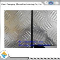 Quality 1050 / 1060 / 1100 / Aluminium Stair Tread Sheet with 5 Bars for Ship or Bus for sale