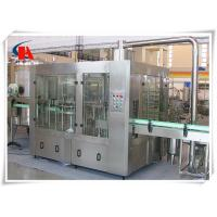 China Drinking Can Automatic Liquid Filling Machine Adjustable Filling Temperature wholesale