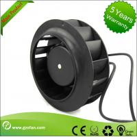 China High Efficiency EC Motor Fan Backward Curved Blower For Hvac 225mm wholesale