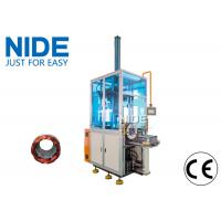 China Hydraulic System Stator Wire Forming / Shaping Machine 380v 50 60hz 3.75kw wholesale