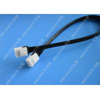 Quality Computer Serial Attached SCSI SAS Cable SFF 8087 To SFF 8087 Tinned Cooper for sale