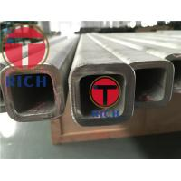 China Seamless Welded Special Steel Pipe Rectangular Shape Stainless 304 316 Material wholesale