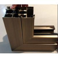 fine process finishing brass extrusion profiles brass channels