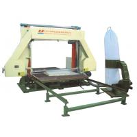 China Fully Automatic Foam Cutting Equipment / Polyurethane Foam Cutter Machine wholesale