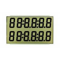 Buy cheap TN Lcd Display Custom Cob Mono Lcd 14 Segment Display Tansparent Lcd Screen from wholesalers