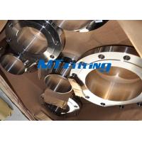 China ANSI16.5 S31803 / S32750 / S32760 Duplex Steel Socket Welding Flange wholesale