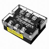 China AC Three-phase solid-state/power relay, 47 to 63Hz frequency range wholesale