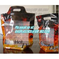 China ROTISSERIE CHICKEN BAGS, MIRCOWAVE POUCH, HOT ROAST BAG, FRESH FRUIT VEGETABLE PACKAGING, CHERRY PAC wholesale