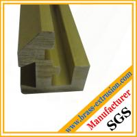 brass hardware extrusion profile sections