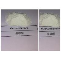 China Mass Building Stack Steroids , Methandienone Dianabol 72-63-9 High Purity wholesale
