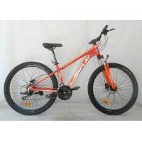 China Double Wall Rim Hardtail Cross Country Bike With Hydraulic Disc Brake Index 8 Speed wholesale