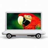 Quality DIP P10 Outdoor Truck Mobile LED Display Panel for sale
