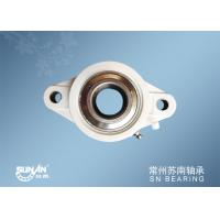 China White Plastic Pillow Block Bearings For Auto / Motorcycle / Bicycle SUCFLPL207 wholesale