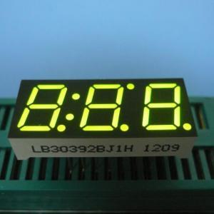 "China 0.39"" Green Triple Digit Seven Segment LED Display For Intrument Panel Indicator wholesale"