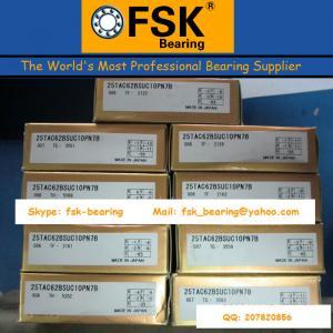 China China Angular Contact Ball Bearing NSK 25TAC62BSUC10PN7B Ball Screw Bearings wholesale