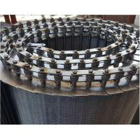 China Custom Design Net Conveyor Belt , Heat Resistant Steel Belt Conveyor wholesale