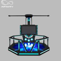 China Very Popular VR Shooting Simulator Immersiver Gaming Platform With HTC Vive wholesale