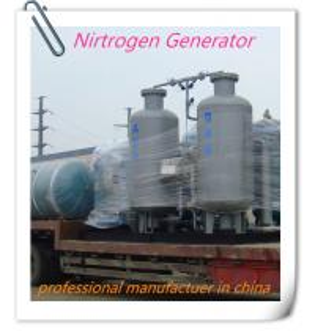 Buy cheap 60Hz / 50Hz Carbon Steel High Pressure Nitrogen Generator -60℃ Dew Point from wholesalers