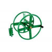 China Portable Cast Iron Water Hose Reel Lightweight 3.8kg Industrial Hose Reel on sale