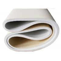 China PES Nomex High Heat Insulation Blanket Non Slipping For Knitted Fabric Compactor wholesale