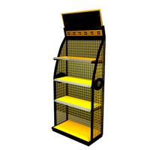 China Supermarket, Convenience store, Retail Display Racks Pop cardboard display wholesale