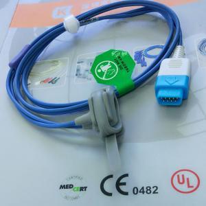 Buy cheap TPU Compatible SPO2 Probe Sensor for Masimo / Philips / Bruker / Mindray from wholesalers