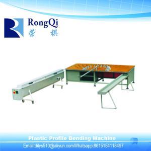 China UPVC Profile Arch Window Door Processing Machine/Plastic Profile Window Door Frame Bending Machine wholesale