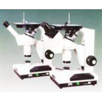 China Trinocular Converted Metallurgical Microscope With Sharp Image / Wide View Field wholesale