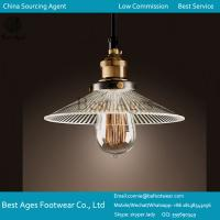 China sourcing agent and buying agent in Foshan, Purchasing Agent for pendant lamp