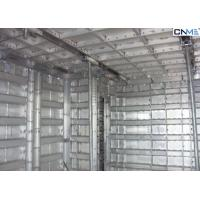 China High Effective Natural Aluminium System Formwork , 64mm Thickness wholesale