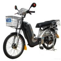 China 350w 60v12ah Brushless Electric Bicycle With Pedal wholesale