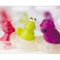 China OEM / ODM blueberry animals natural hand made soap, foam and natural fragrance wholesale