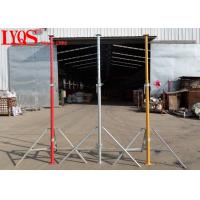 China Builder Tools Adjustable Steel Shore Posts Durable For Temporary Support wholesale