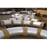China Butt Welding Carbon Steel Galvanized Steel Tube Bends 5D ASME A106 Grade B wholesale
