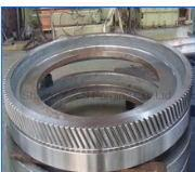 China 2CrMo External Gear 81 Series Double Row Ball Rotation Slewing Bearing wholesale