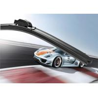 China Frameless Windshield Wiper Replacement Blades With Multiple Adapter wholesale