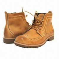 China Men's High Boots, British Pop Style wholesale