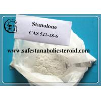 China CAS 521-18-6 Oral Anabolic Steroids Raw Testosterone Powder Stanolone Dihydrotestosterone wholesale