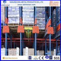 China VNA pallet rack/pallet rack  for warehouse rack with 75mm and 50.8mm pitch wholesale