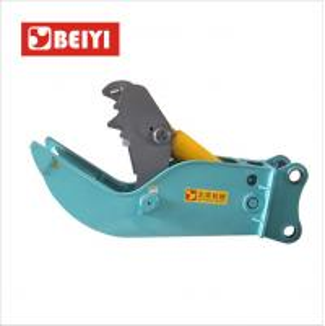 China BY-HC SERIES Hydraulic concrete cutter 8-40T Excavator hydraulic pulverizer steel bar breaker wholesale