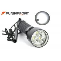 China 30W Powerful 3000LMs 3 CREE T6 Diving Torch Light LED Flashlight Underwater 30M wholesale